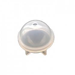 Forma do żywicy forma silikonowa do odlewów kula 30mm