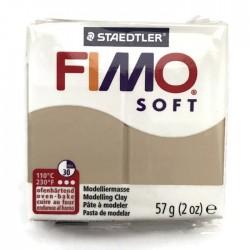 Masa termoutwardzalna FIMO Soft modelina, kolor sahara