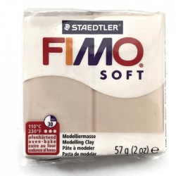Masa termoutwardzalna FIMO Soft modelina, kolor Flesh light