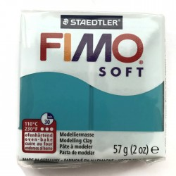 Masa termoutwardzalna FIMO Soft modelina, kolor Menthe