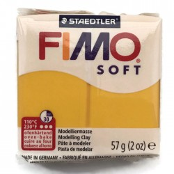 Masa termoutwardzalna FIMO Soft modelina, kolor Sunflower
