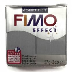 Masa termoutwardzalna FIMO Effect modelina, Silver