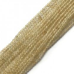 Cytryn kulka 2mm sznurek