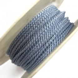 Sznurek ozdobny do sutaszu jasno niebieski PEGA 2mm A1702 soutache
