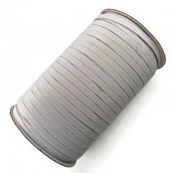 Gumka elastyczna płaska biała 6mm - szpulka 170-180 metrów HURT