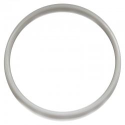 Biała plastikowa Obręcz do łapacza snów koło 20,5 cm