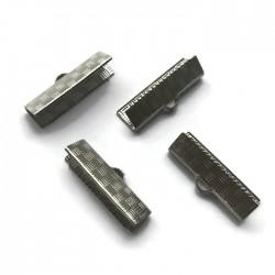 Końcówki zaciskowe 20x8mm stal nierdzewna