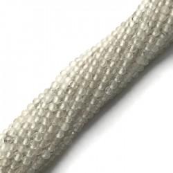 Kryształ Górski  kulka 2mm sznurek