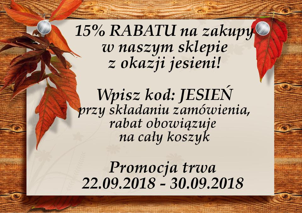 Promocja jesień