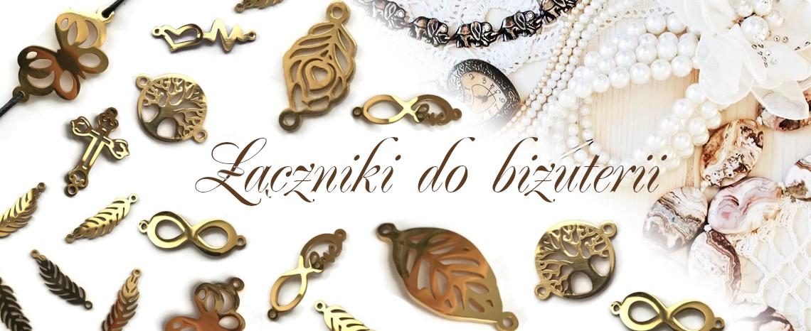 Łączniki do biżuterii
